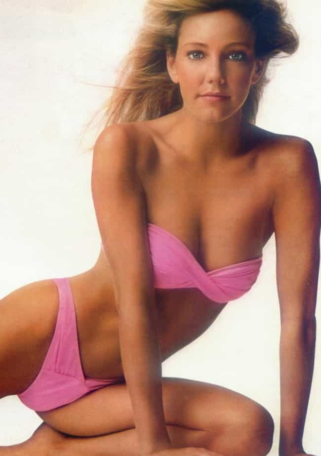 The Hottest Pictures of Heather Locklear (Then and Now)