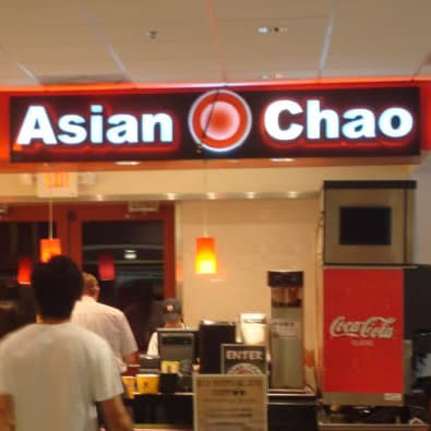 Asian Chao on Random Best Chinese Restaurant Chains