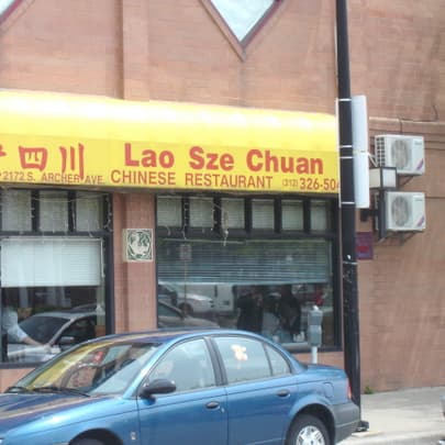 Lao Sze Chuan on Random Best Chinese Restaurant Chains