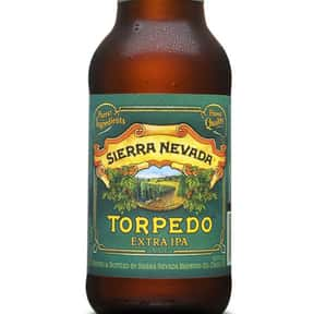 Sierra Nevada Torpedo Extra IP is listed (or ranked) 4 on the list The Best India Pale Ales