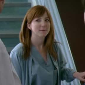 Olivia Harper is listed (or ranked) 11 on the list The Greatest Nurses in TV History