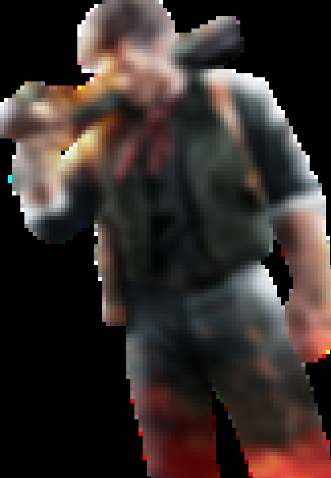 Booker DeWitt is listed (or ranked) 3 on the list The Best Video Game Characters of 2013