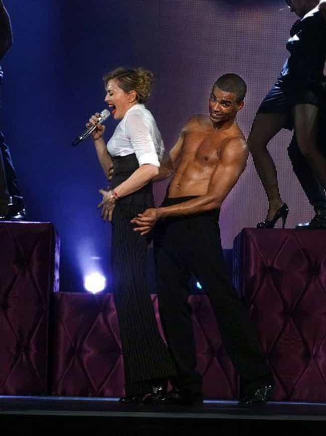 Brahim Zaibat is listed (or ranked) 2 on the list Madonna's Loves & Hookups