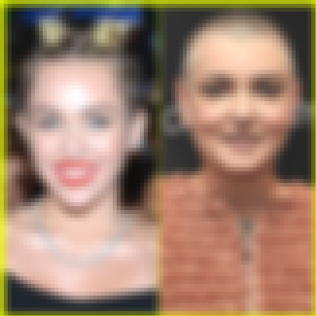 Miley Cyrus vs. Sinead O'Conno... is listed (or ranked) 4 on the list 2013 Celebrity Scandals List