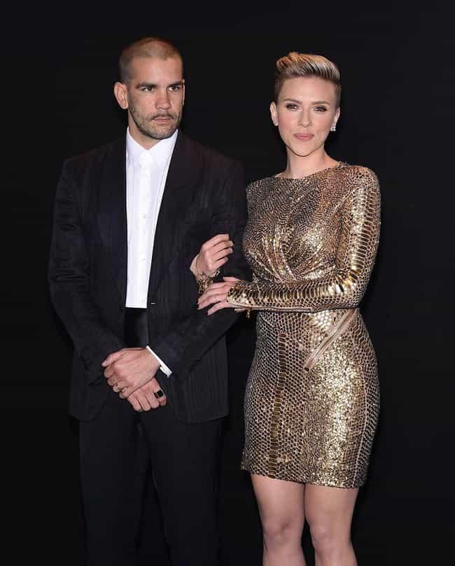 Romain Dauriac is listed (or ranked) 2 on the list Scarlett Johansson's  Loves &