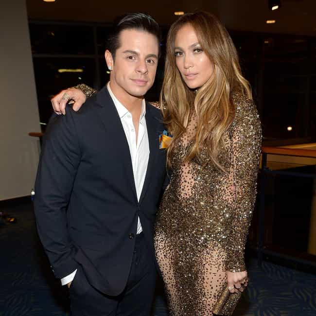 Casper Smart is listed (or ranked) 4 on the list Jennifer Lopez's Loves & Hookups