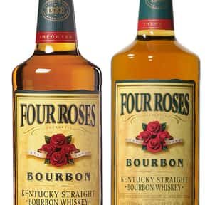 Four Roses is listed (or ranked) 17 on the list The Best Bourbon Brands