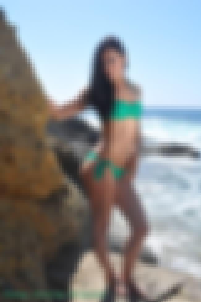 Rachael Cummins in a Green Bik... is listed (or ranked) 2 on the list Hottest Rachael Cummins Photos