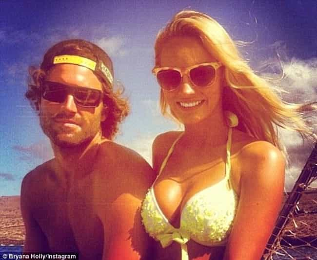Bryana Holly is listed (or ranked) 2 on the list Brody Jenner's Loves & Hookups