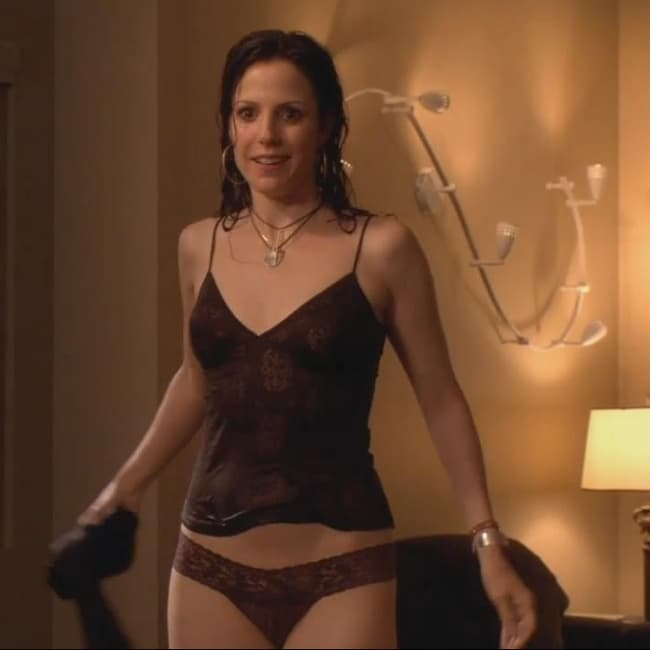 Mary Louise Parker In Black Li Is Listed Or Ranked 1