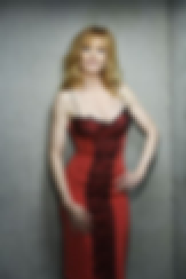 Marg Helgenberger in Lace Desi... is listed (or ranked) 4 on the list Hottest Marg Helgenberger Photos