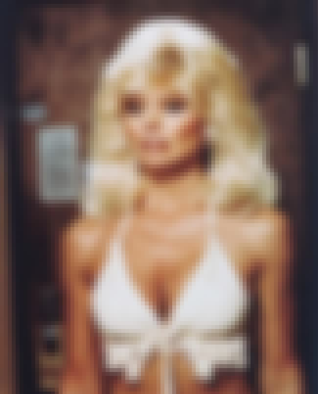 Loni Anderson in Ruffle Halter... is listed (or ranked) 2 on the list The 19 Hottest Loni Anderson Photos