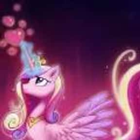 Princess Cadance is listed (or ranked) 9 on the list The Best My Little Pony: Friendship Is Magic Characters