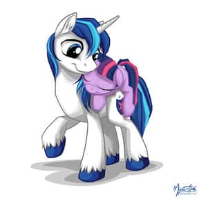 Prince Shining Armor is listed (or ranked) 18 on the list The Best My Little Pony: Friendship Is Magic Characters