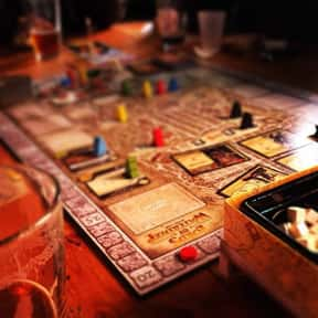 Lords of Waterdeep is listed (or ranked) 19 on the list The Best Board Games for 4 People