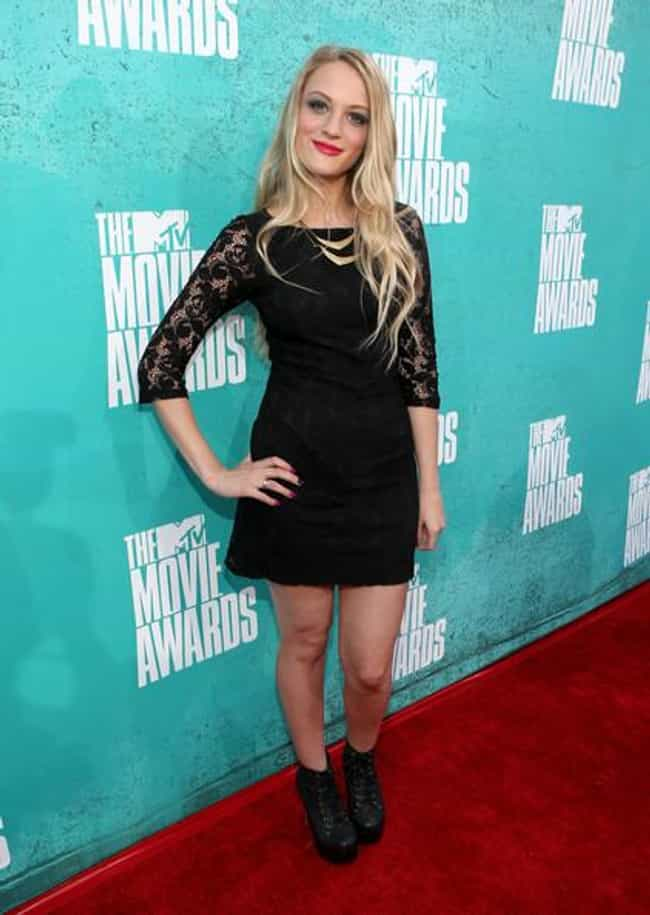 Kirby Bliss Blanton in Black D... is listed (or ranked) 4 on the list Hottest Kirby Bliss Blanton Photos