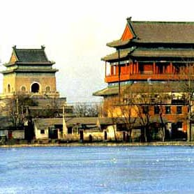 Drum and Bell Towers on Random Top Must-See Attractions in Beijing