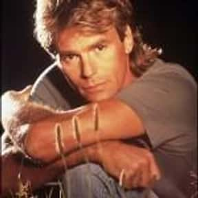 """Angus """"Mac"""" MacGyver is listed (or ranked) 10 on the list The Greatest Scientist TV Characters"""