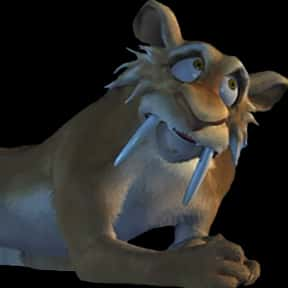 Zeke is listed (or ranked) 25 on the list The Best Characters in the Ice Age Series, Ranked