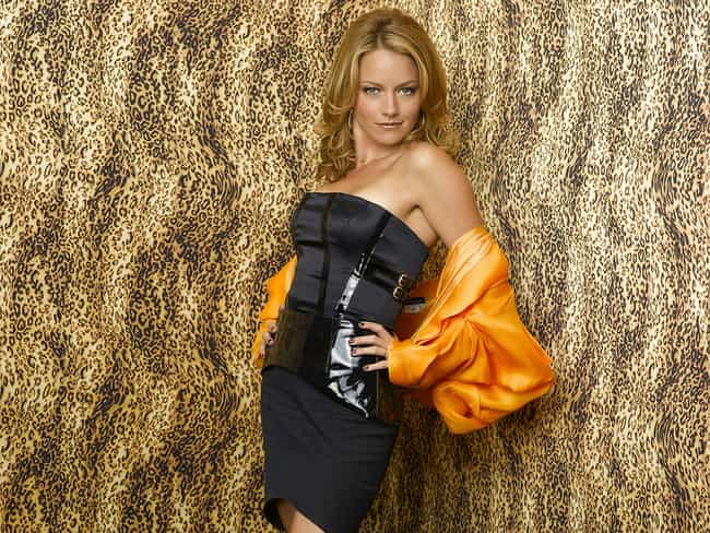 Becki Newton in Black Belted S... is listed (or ranked) 1 on the list The Most Stunning Becki Newton Photos