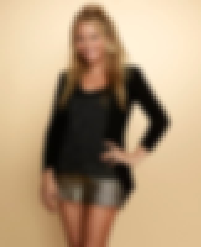 Becki Newton in a Black Cardig... is listed (or ranked) 1 on the list The 24 Hottest Becki Newton Photos