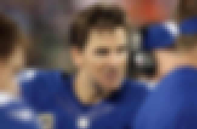 Eli Manning is listed (or ranked) 2 on the list The Best Post-Interception Quarterback Faces