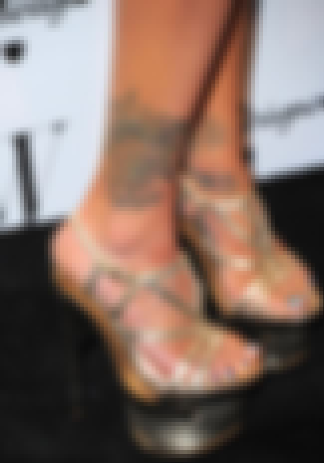 Flowers is listed (or ranked) 2 on the list Jenna Jameson Tattoos