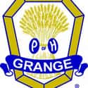 National Grange is listed (or ranked) 18 on the list Famous Secret Societies List