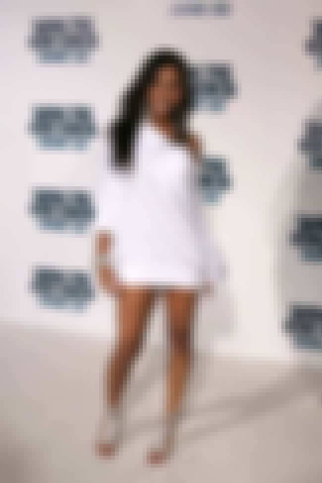 Meagan Good in a Short One Sho... is listed (or ranked) 2 on the list The 20 Hottest Meagan Good Photos