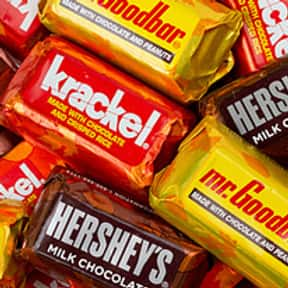 Fall Hershey's Miniatures is listed (or ranked) 6 on the list The Best Hershey Bar Flavors