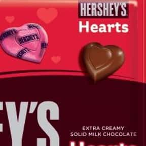 Hershey's Extra Creamy Milk Ch is listed (or ranked) 18 on the list The Best Hershey Bar Flavors