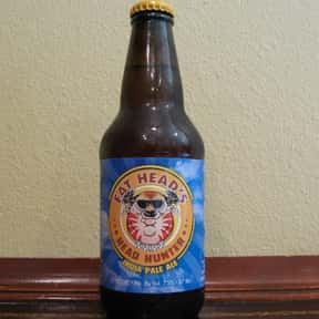 Fat Heads Hunter IPA is listed (or ranked) 20 on the list The Best India Pale Ales
