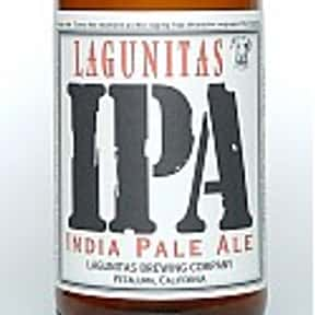 Laguntas IPA is listed (or ranked) 8 on the list The Best India Pale Ales