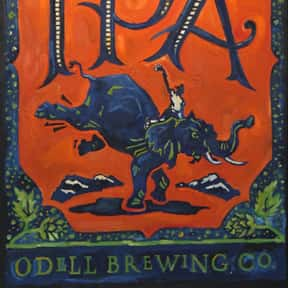 Odell IPA is listed (or ranked) 21 on the list The Best India Pale Ales