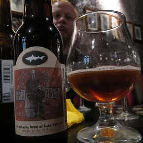 Dogfish Head Burton Baton is listed (or ranked) 5 on the list The Best Dogfish Head Beers