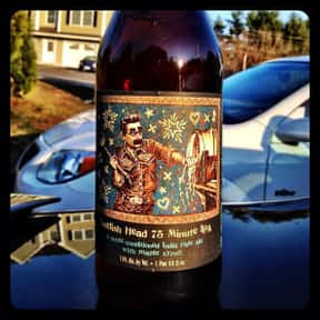 Dogfish Head 75 Minute IPA is listed (or ranked) 13 on the list The Best Dogfish Head Beers