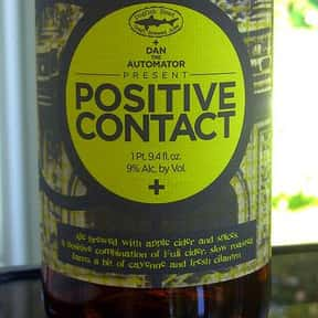 Dogfish Head Positive Contact is listed (or ranked) 22 on the list The Best Dogfish Head Beers