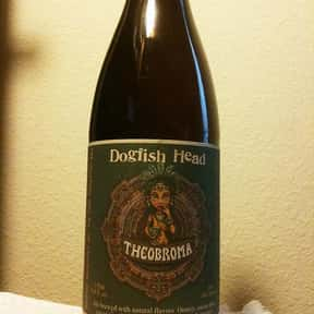 Dogfish Head Theobroma is listed (or ranked) 24 on the list The Best Dogfish Head Beers