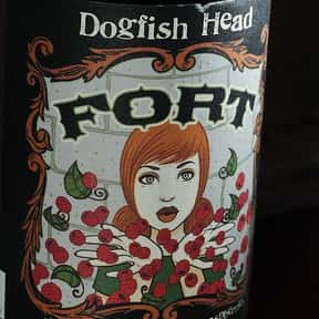 Dogfish Head Fort is listed (or ranked) 17 on the list The Best Dogfish Head Beers