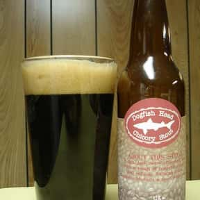 Dogfish Head Chicory Stout is listed (or ranked) 20 on the list The Best Dogfish Head Beers