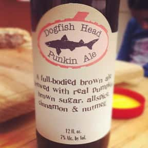 Dogfish Head Punkin Ale is listed (or ranked) 10 on the list The Best Dogfish Head Beers