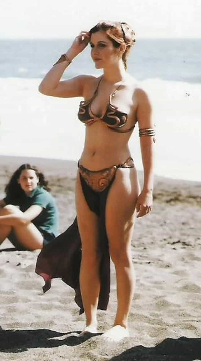 The 26 Hottest Pics Of A Young Carrie Fisher Princess Leia-6156
