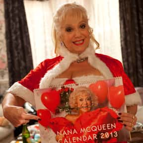 Nana McQueen is listed (or ranked) 18 on the list All Hollyoaks Characters