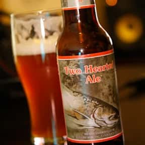 Bell's Two Hearted Ale IPA is listed (or ranked) 2 on the list The Best India Pale Ales
