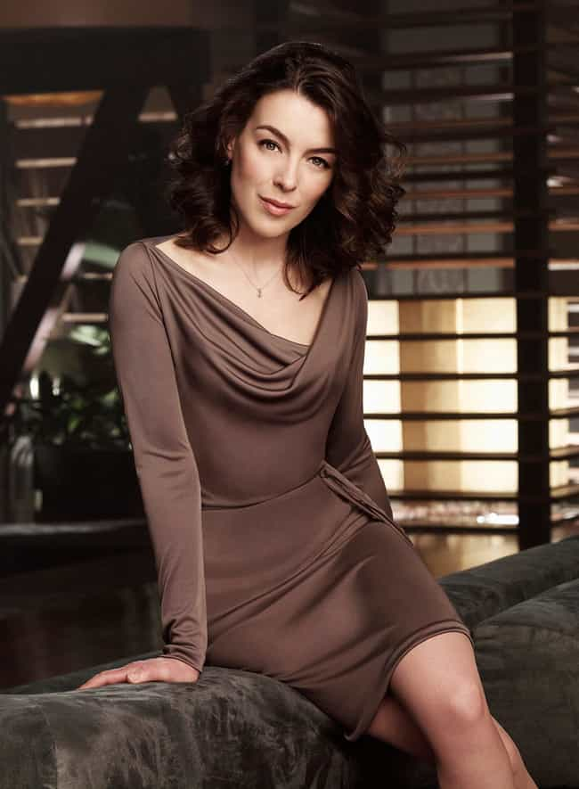 Olivia Williams in a Brown Los... is listed (or ranked) 2 on the list The Hottest Olivia Williams Photos