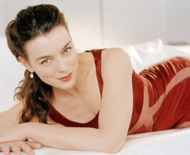 Olivia Williams in Red Fitted ... is listed (or ranked) 3 on the list The Hottest Olivia Williams Photos