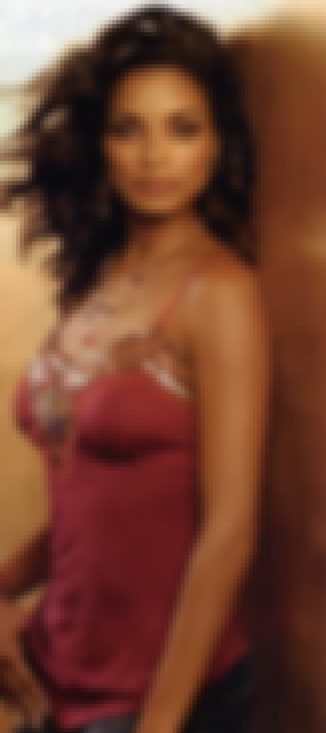 Rochelle Aytes in Embellished ... is listed (or ranked) 4 on the list The 22 Hottest Rochelle Aytes Photos