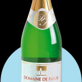 Domaine De Fleur Sparkling is listed (or ranked) 15 on the list The Best Alcohol Free Champagne