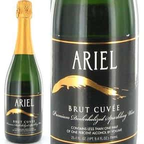Ariel Brut is listed (or ranked) 1 on the list The Best Alcohol Free Champagne