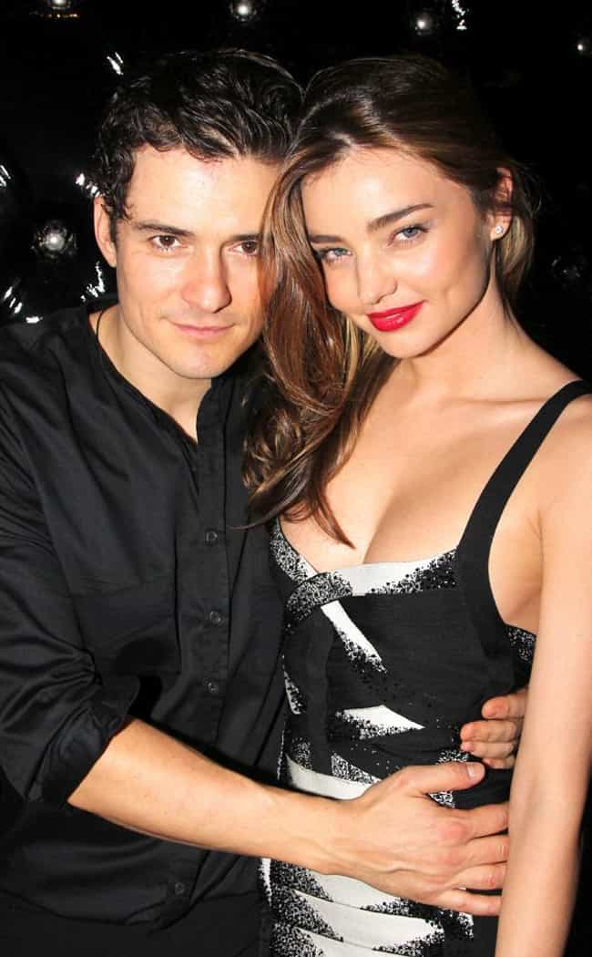 Orlando Bloom and Mirand... is listed (or ranked) 4 on the list Celebrity Breakups 2013: Celeb Couples Who Split in 2013